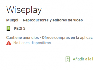 Descargar Wiseplay Android