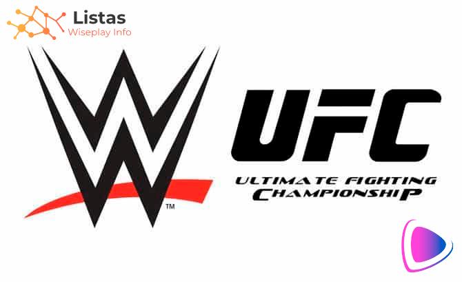Listas Wiseplay WWE y UFC